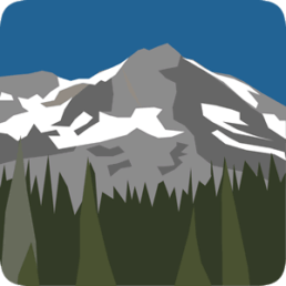App icon for the Wonderland Trail on Android