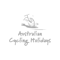 Logo for Australian Cycling Holidays