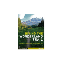 Wonderland Trail book cover by Tami Asars