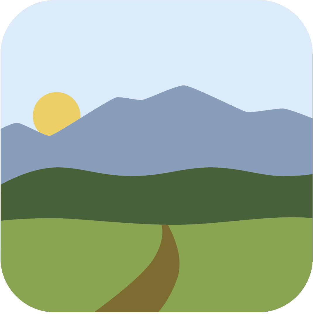 App icon for the East Coast Long Trails region.