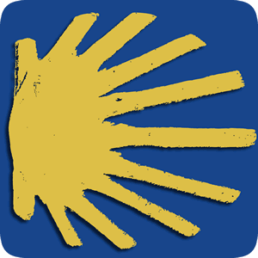App icon for the Camino de Santiago on Android