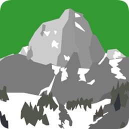 App icon for the Mt. Whitney Trail on Android