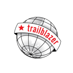 Logo for Trailblazer British Walking Guides