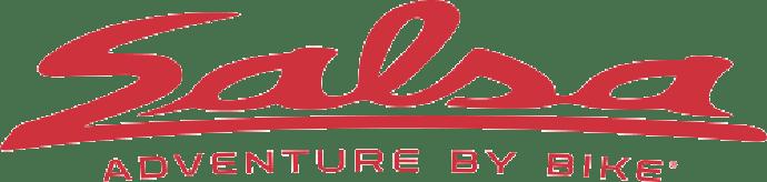 Logo for Salsa Bikes.