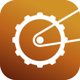 App Icon for Knobby Guides.