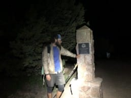 Jeff Garmire achieves the Fastest Known Time on the Arizona Trail.