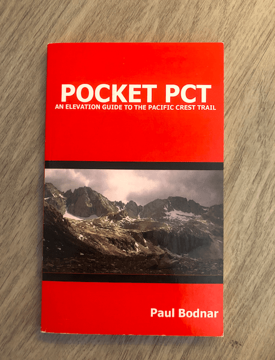 The first Pocket PCT book.